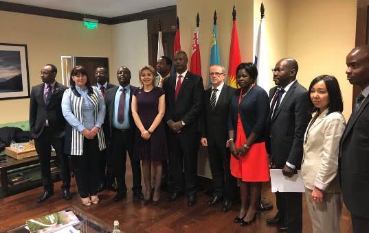 ЕЭК и Кения подтвердили заинтересованность в углублении сотрудничества