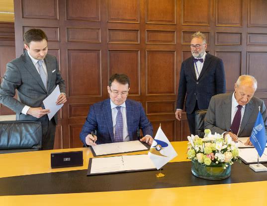 ЕЭК и ВОИС укрепляют сотрудничество в сфере интеллектуальной собственности - Новости таможни