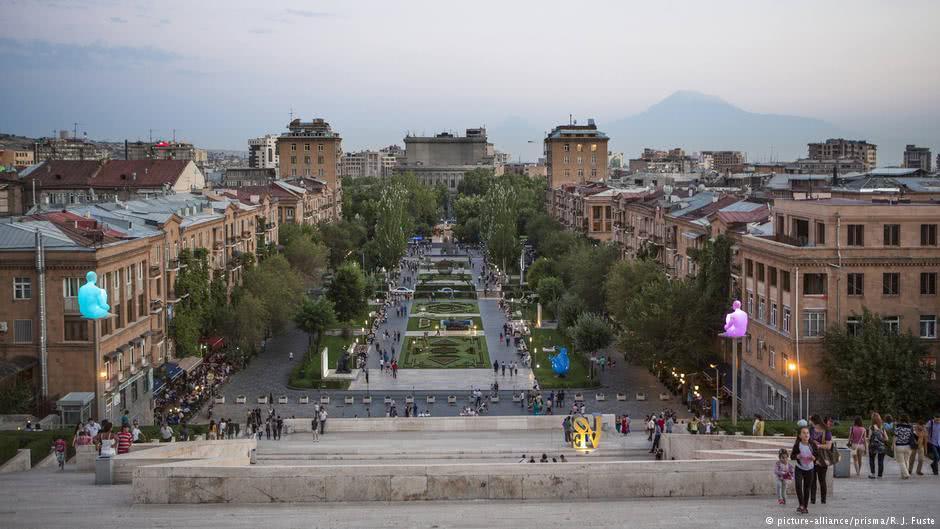 В Армении начались беспрецедентные коррупционные разоблачения