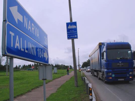 В августе стремительно сократился экспорт из Эстонии в Россию - Новости таможни