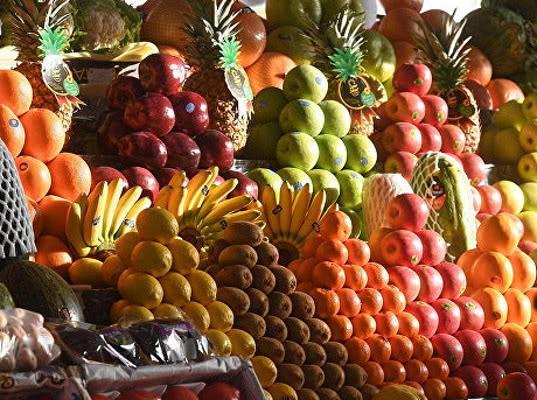 Россия остается лидером в импорте овощей и фруктов из Турции