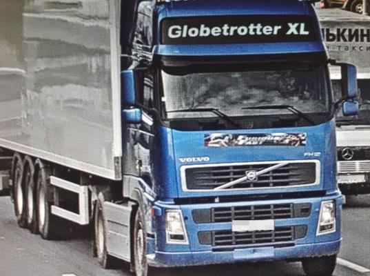 Больше 50 тонн рыбы и мяса исчезли со складов в Петербурге на клонированной синей фуре
