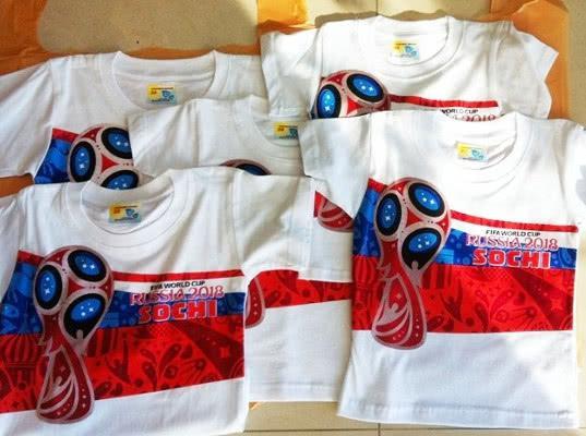 В Перми изъяли товары с символикой FIFA