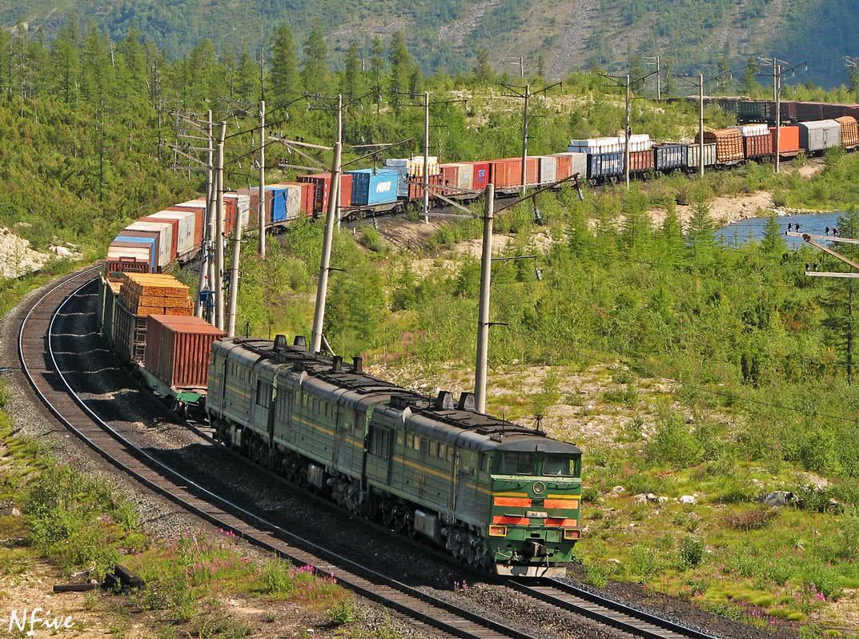 Перевозка грузов по СЖД в адрес Архангельского порта в 2017 году увеличилась на 30%