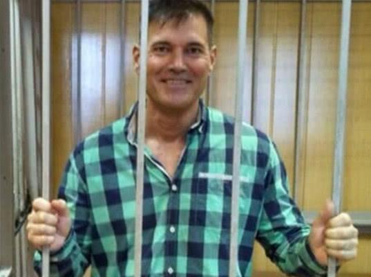 Суд в Москве освободил из сизо гражданина США по делу о контрабанде психотропных веществ