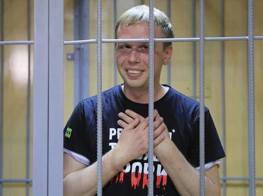 МВД решило прекратить уголовное преследование Голунова - Экономика и общество