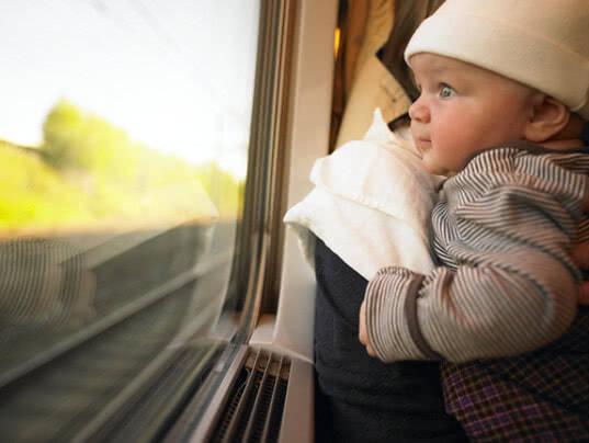 Домесячным грудничкам упростили оформление железнодорожных билетов - Логистика