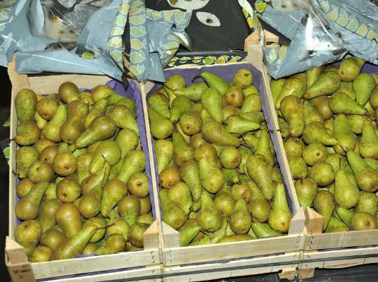 Более 2 тонн «санкционных» груш изъяли уссурийские таможенники - Криминал