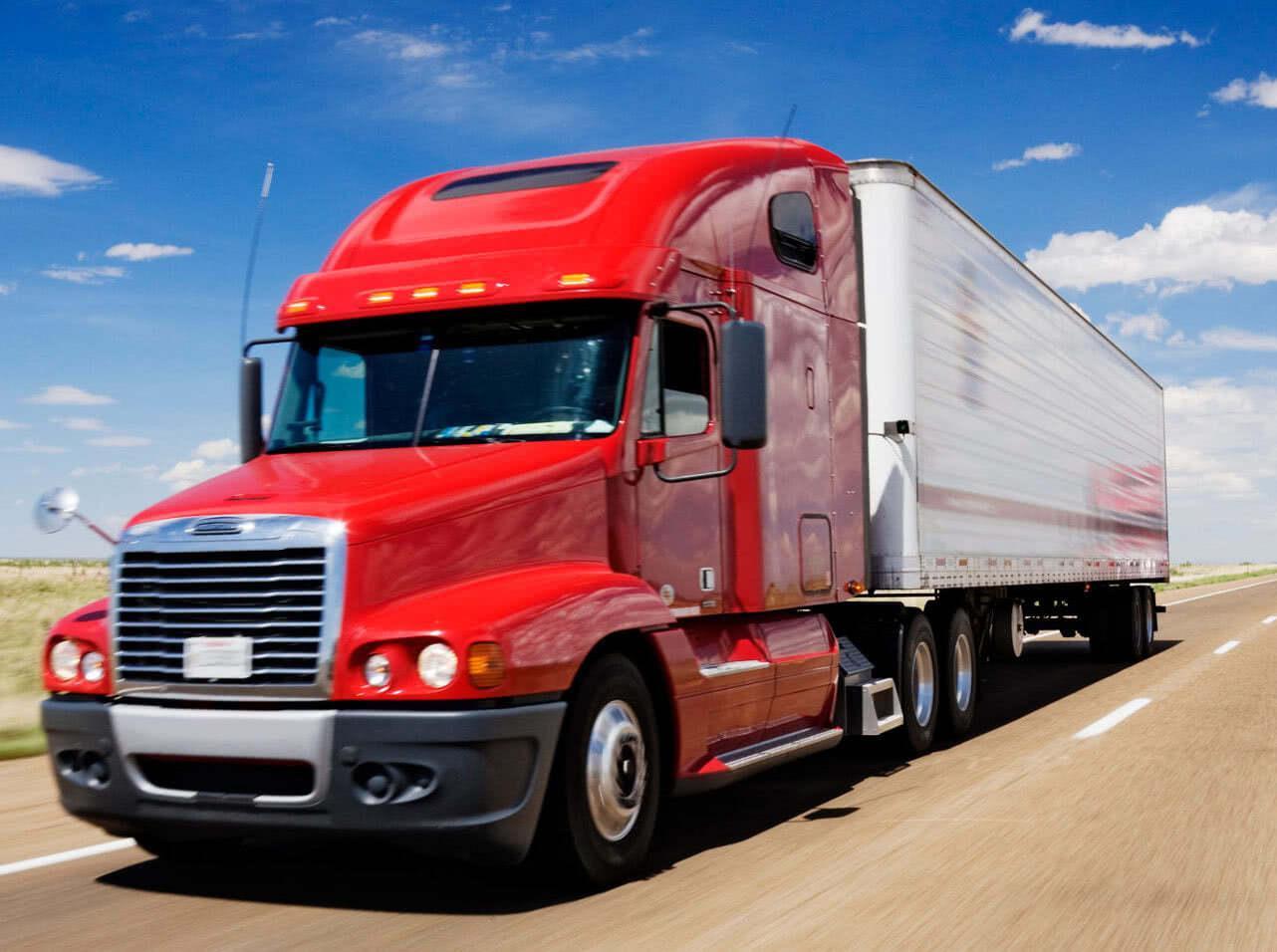 Физлицам запретят использовать грузовики - Логистика