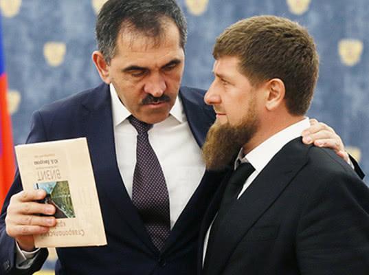 Чечня и Ингушетия договорились о новой границе. Но обмениваться территориями не будут