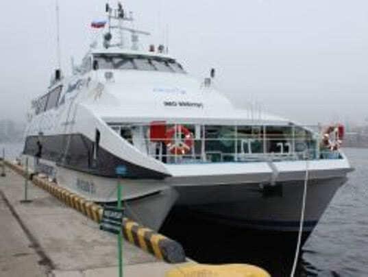 Заработала паромная переправа между Сахалином и Японией - Логистика