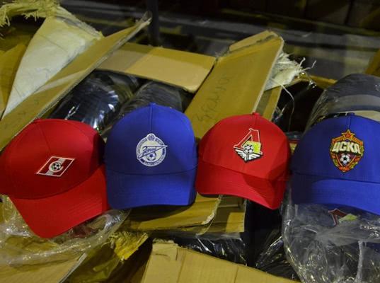 Оренбургской таможней обнаружено более 50 000 контрафактных товаров