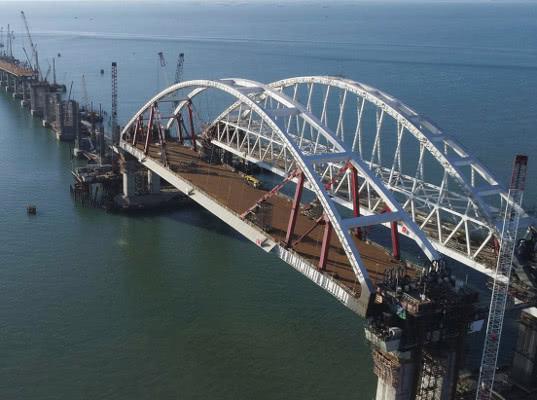 Украина пообещала выставить России счет за Крымский мост - Логистика