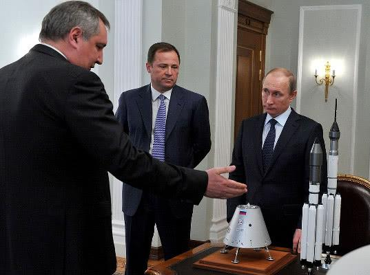 Бывший руководитель АвтоВАЗа переведен из Роскосмоса в Миннауки - Экономика и общество