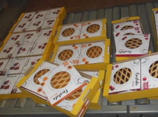 «Лишние» кондитерские изделия из Италии обнаружили курские таможенники - Криминал