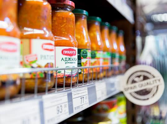 Таможня предложила запретить импортные соки, оливки и консервы