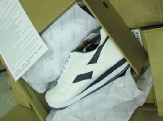 Богородские Adidas, Nike, Reebok, FIFA переданы на экспертизу - Криминал