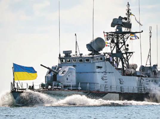 Украина готовит новый проход кораблей ВМС через Керченский пролив
