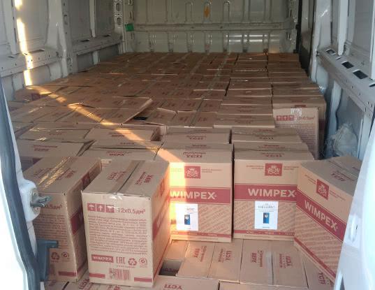 Челябинские таможенники выявили более тысячи литров нелегальной водки - Криминал