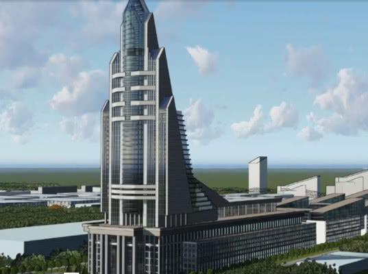 Национальный космический центр в форме ракеты построят за 25 миллиардов рублей - Экономика и общество
