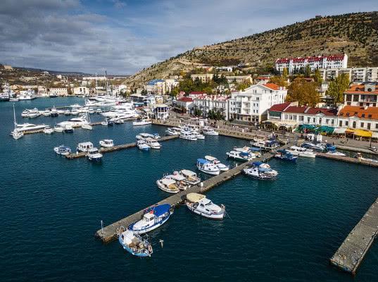 В крымской Балаклаве предложили создать свободный порт