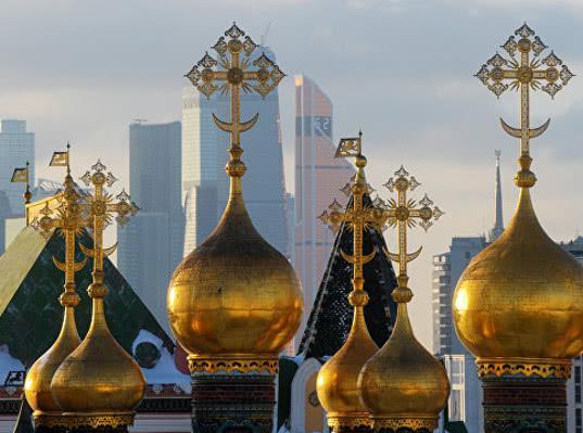 РПЦ прекращает участие в структурах под председательством Константинополя - Экономика и общество