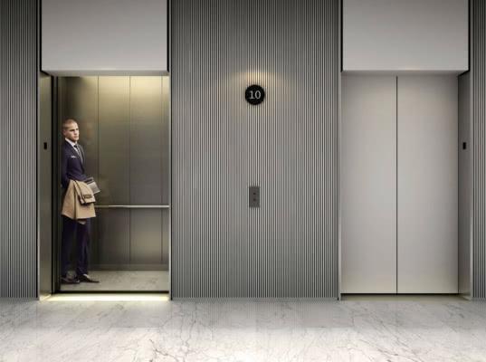 Знаки препирания: в России намерены маркировать лифты