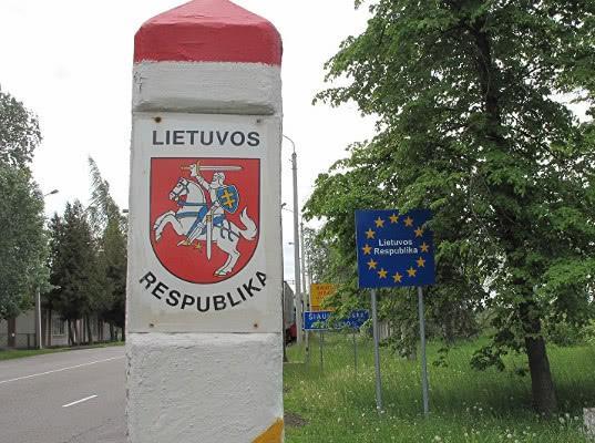Об изменениях в порядке предварительного информирования при въезде в Литовскую Республику - Новости таможни