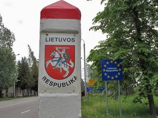 Литва ужесточит правила доступа в приграничную зону для РФ и Белоруссии