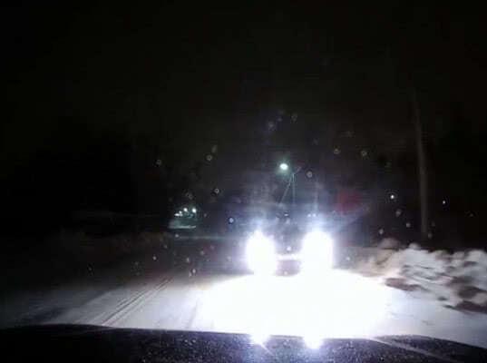 Нетрезвый псковский монах устроил лобовое столкновение с автомобилем петербургской журналистки