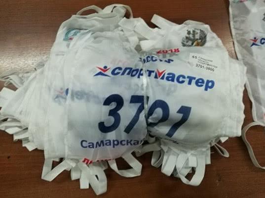 Таможенники в Забайкалье задержали контрафактные манишки «Спортмастер» - Криминал