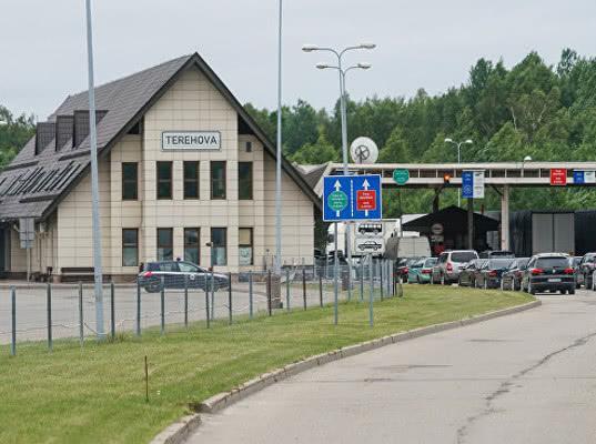Начата реконструкция латвийского пункта пропуска Терехово