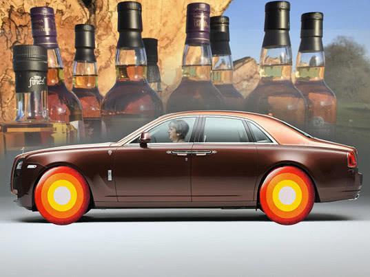 Англия может лишить россиян Rolls-Royce, Bentley, виски и «Нурофена»