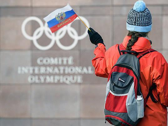 МОК пояснил принцип приглашения россиян на Олимпиаду