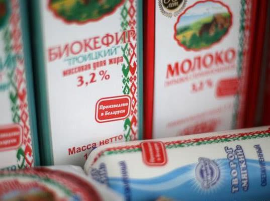 С чем связан запрет на белорусскую молочную продукцию - Обзор прессы