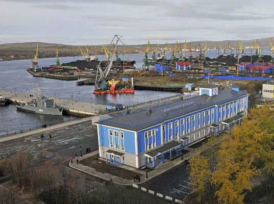 Морской вокзал Мурманска получил пограничный пункт пропуска - Логистика