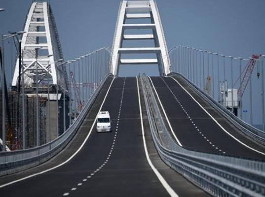 В районе Крымского моста создали метеорадиолокационное поле для оценки погодных условий
