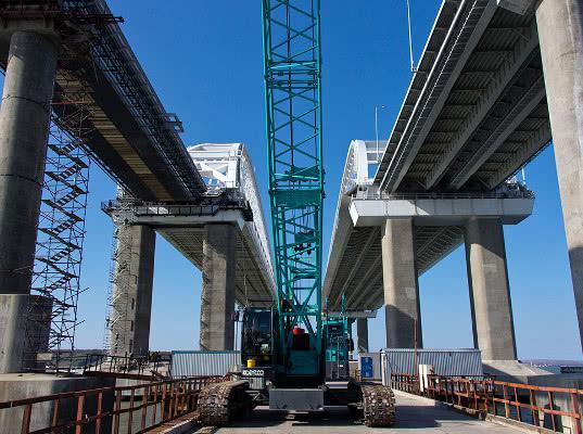 Крымский мост подорожал из-за расходов на безопасность и стройку подходов - Логистика