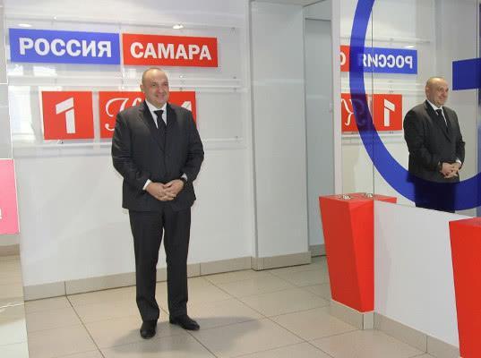 Начальник Самарской таможни об итогах работы прошедшего года и планах на 2018 год