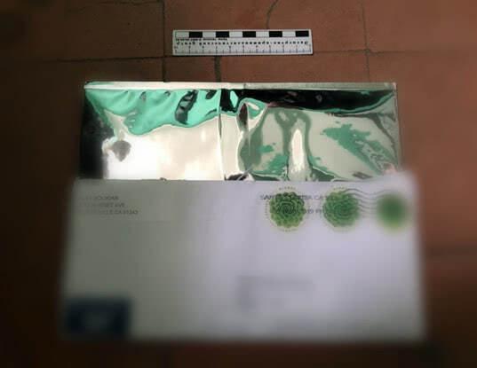 В Нижневартовске таможенники в посылке из США  обнаружили наркотики - Криминал