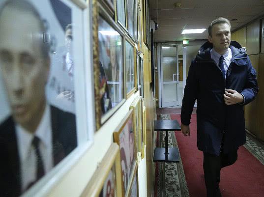 Путин назвал проколом США ставку на Навального - Экономика и общество