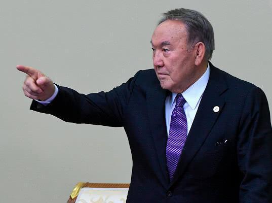 Для Назарбаева учредят должность почетного председателя Евразийского экономического союза