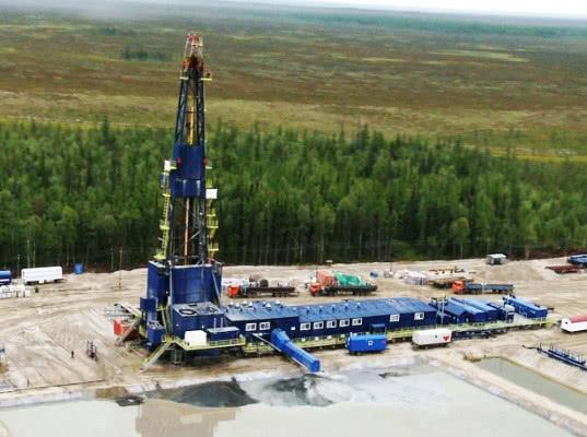 Минэкономразвития предложило обложить нефтяные скважины налогом на недвижимость