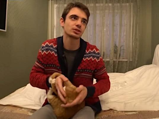 «Нищий украинец» на 1-м канале оказался актёром - Экономика и общество
