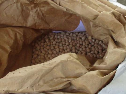 Краснодарские таможенники уничтожили около 200 килограммов нута итальянского происхождения - Криминал