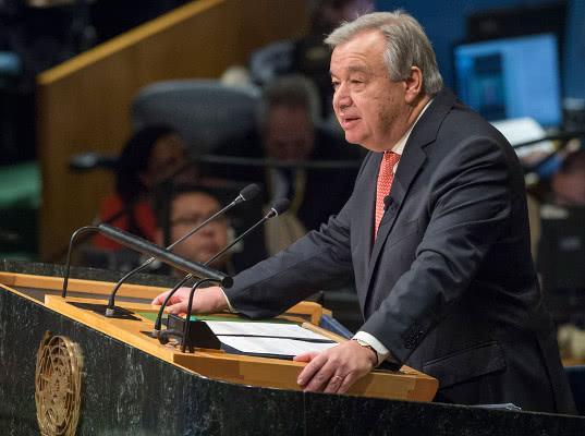 Генсек ООН заявил о вступлении мира в период холодной войны - Экономика и общество
