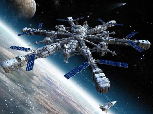 Российская компания S7 Space анонсировала строительство орбитального космодрома
