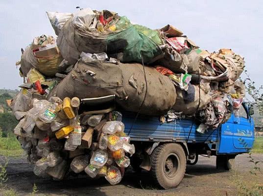 Китай введет полный запрет на импорт отходов к 2020 году - Новости таможни