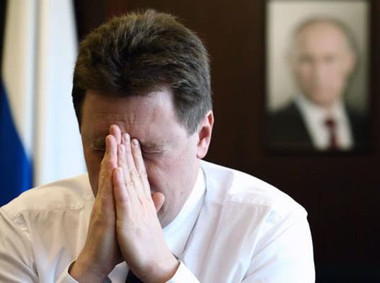 Путин уволил губернатора Севастополя Дмитрия Овсянникова - Экономика и общество