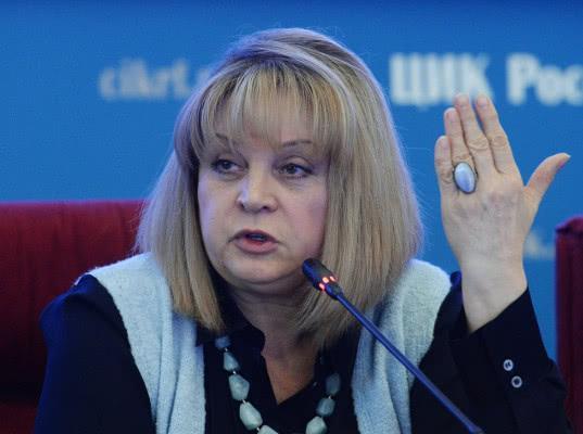 «У меня нет ответа, как там голосовать гражданам России». Элла Памфилова — о голосовании на Украине